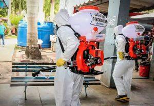 Sanitização x Desinfecção